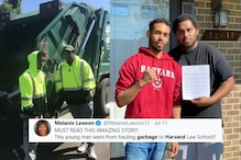 US Man Who Worked as Garbage Collector to Pay for College Gets Admission in Harvard Law School