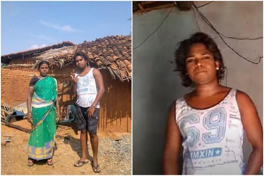 Kalahandi district's Duleshwar Tandi has earned himself a new name in town - Rapper Dule Rocker | Image credit: Twitter/PARI/Screenshot