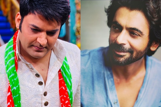 Kapil Sharma has 'Lots of Love' for Birthday Boy Sunil Grover