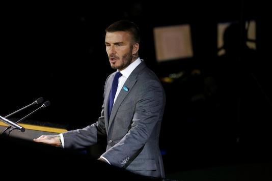 David Beckham (Photo Credit: Reuters)