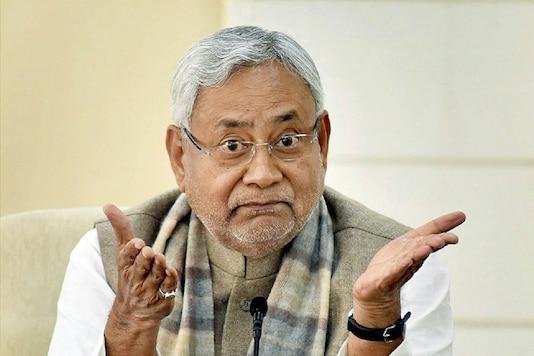 File photo of Bihar CM Nitish Kumar.