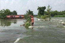 Flood Situation Remains Grim in Bihar, More Than 55 Lakh People Affected