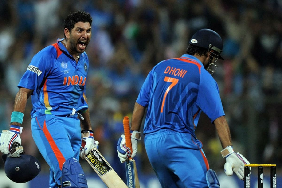 Ms Dhoni Told Me Selectors Not Looking At You For 2019 World Cup Reveals Yuvraj Singh