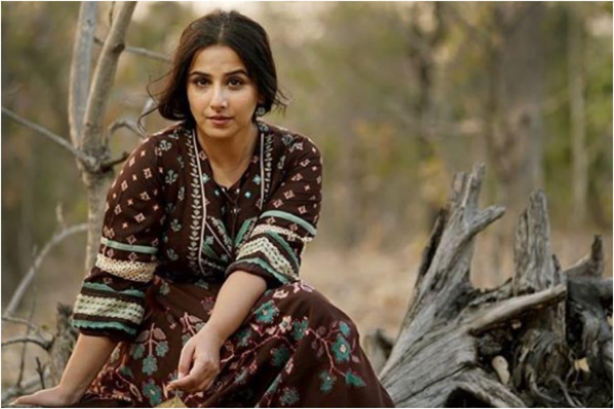 Vidya Balan Resumes 'Sherni' Shoot in Madhya Pradesh