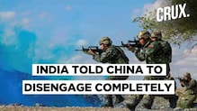 'No Compromise, Pull Back At The Earliest,' Indian Army Told China's PLA