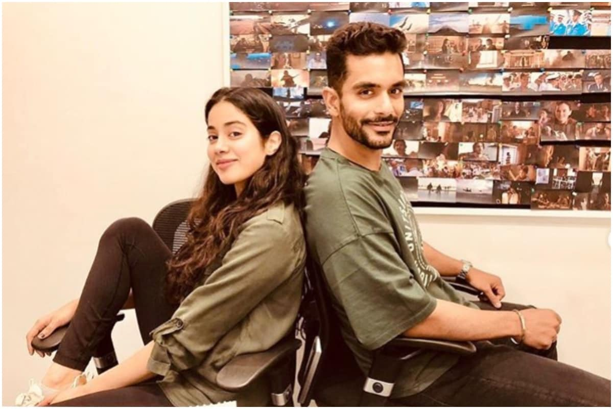 It S My Film Too Angad Bedi Calls Nepotism Backlash Against Gunjan Saxena Biopic Unfair