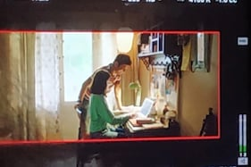 Sanjana Sanghi Shares BTS Pic of Her First Shot with Sushant Singh Rajput in Dil Bechara