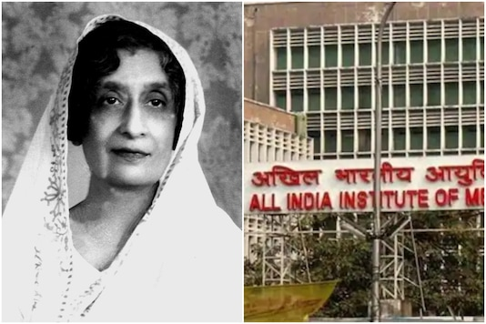 AIIMS was created under the aegis and vision of Princess Amrit Kaur | Image credit: File Photo