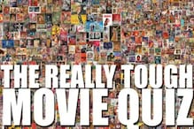 The Really Tough Movie Quiz: August 7
