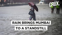 Train And Bus Services Affected In Mumbai, As Met Department Issues Red Alert Due To Heavy Rainfall