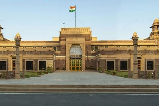 File Photo of Rajasthan High Court.