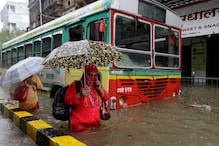 Red Alert Issued for Mumbai & Nearby Areas, IMD Predicts Heavy Showers in Goa & Konkan till Thursday