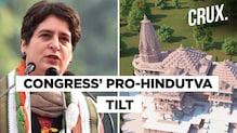 Priyanka Gandhi Openly Backs Ram Mandir Construction, Kamal Nath Credits Rajiv Gandhi