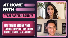 Shreya and Ritwik On Bandish Bandits And Being Inspired By Ranveer, Alia, Vicky And Sara