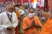 PM Modi's Wisdom Paved Way for Peaceful Resolution of Ram Temple Issue: Adityanath