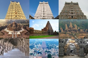 10 Largest Hindu Temples in the World - In Pictures