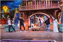 Kashmera Shah Makes Fun of Krushna Abhishek, Kiku Sharda Appears as Real Self on Kapil Sharma's Show