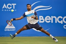 Sumit Nagal Goes Down Fighting Against Stan Wawrinka in Prague Open Quarterfinal