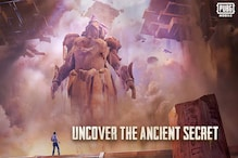 PUBG Mobile Ancient Secret Event Rolls-Out: Golden Pharaoh X-Suit, Team Gun Game Mode and More