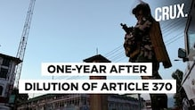 What Has Changed In J&K, A Year After The Dilution Of Article 370?