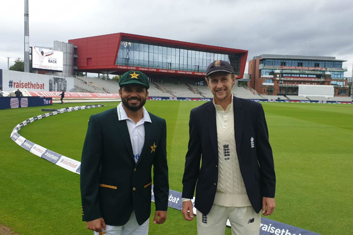 England vs Pakistan 2020: Pakistan Win The Toss and Elect to Bat in First Test at Old Trafford