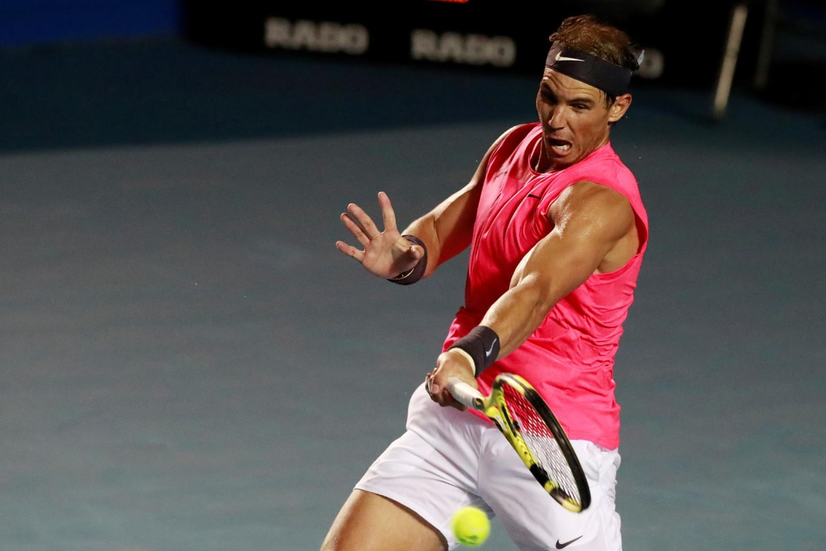 It Is Still A Grand Slam Rafael Nadal Says Us Open Will Be As Important Despite Withdrawals