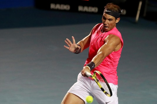 Rafael Nadal (Photo Credit: Reuters)