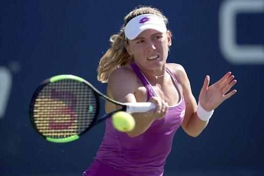 Ekaterina Alexandrova (Photo Credit: AP)