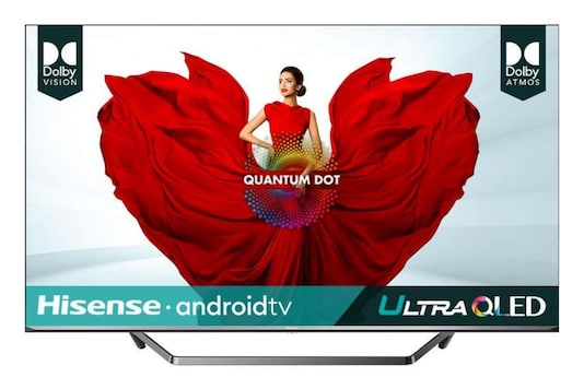 Hisense U7QF QLED TV Exclusive Review: 65-inch 4K QLED Do Not Get Better Than This < Rs 1,00,000