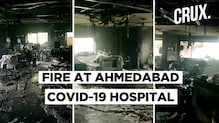 Eight COVID-19 Patients Dead In A Hospital Fire In Ahmedabad