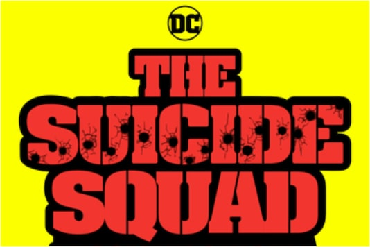 'The Suicide Squad' Special Title Graphic
