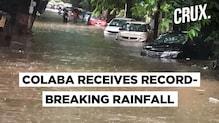 IMD Warns Moderate To Heavy Rainfall In Waterlogged Mumbai