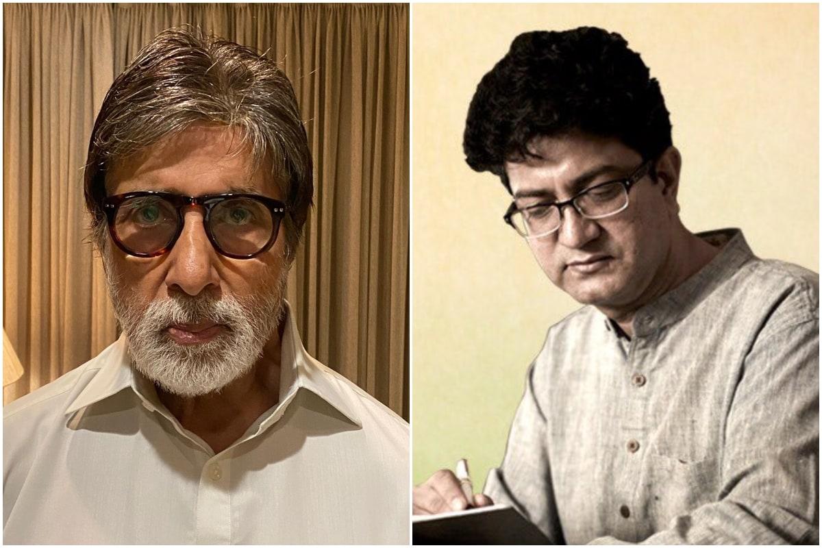 Amitabh Bachchan Apologises for Crediting Father Harivansh Rai Bachchan for Prasoon Joshi's Poem