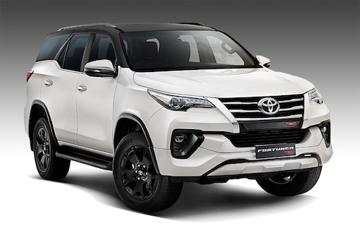 2020 Toyota Fortuner TRD Limited Edition. (Photo: Toyota India)
