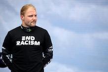 F1: Valtteri Bottas Leads 1st Practice at Belgian GP, Lewis Hamilton Second