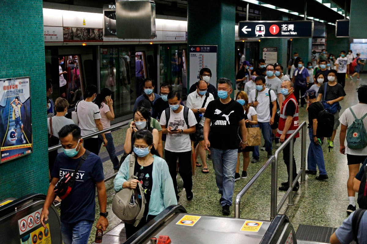 Hong Kong Govt Locks Down 10,000 in Kowloon Area for Compulsory Covid-19 Testing
