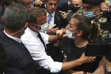 Macron Visits Beirut Blast Site Amid Rising Anger Against Lebanon's Ruling Elite