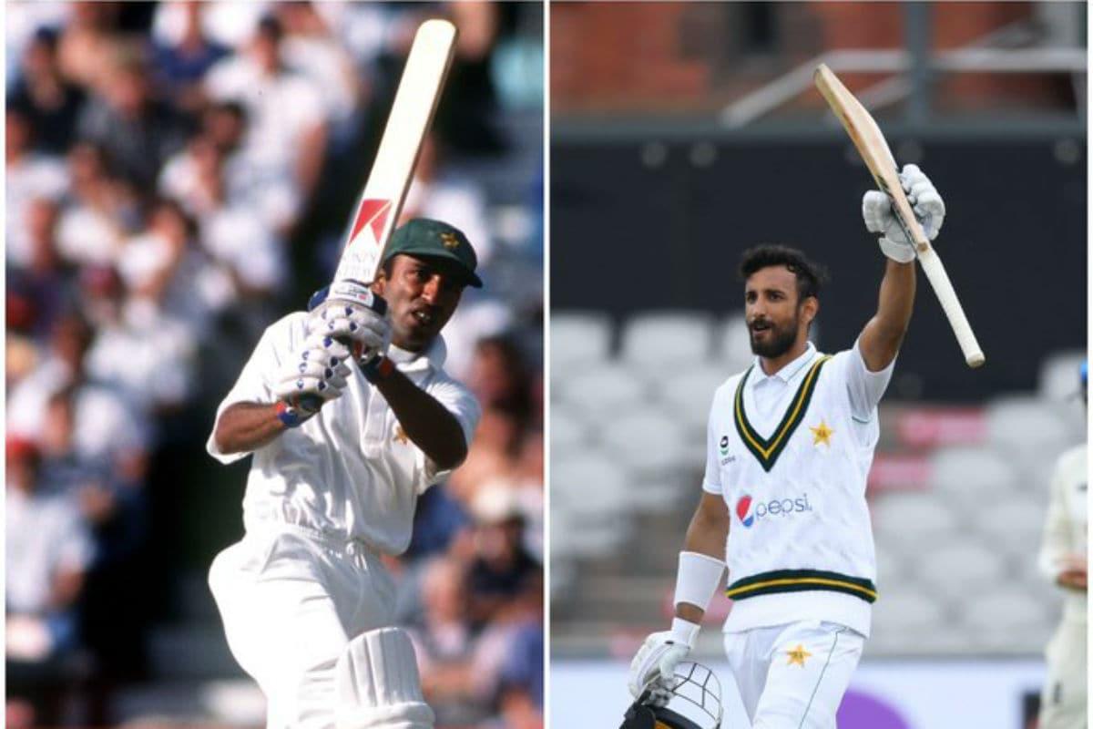 England vs Pakistan 2020: Shan Masood Emulates Saeed Anwar With Brilliant Ton at Manchester