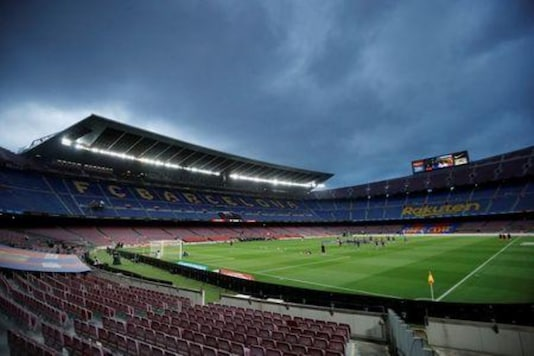 Camp Nou (Photo Credit: Reuters)