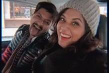 Richa Chadha Misses Ali Fazal, Shares Cute Video with Fiancee