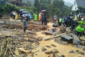 Kerala Rains: Heavy Rainfall in Idukki Cause Floods, Landslides