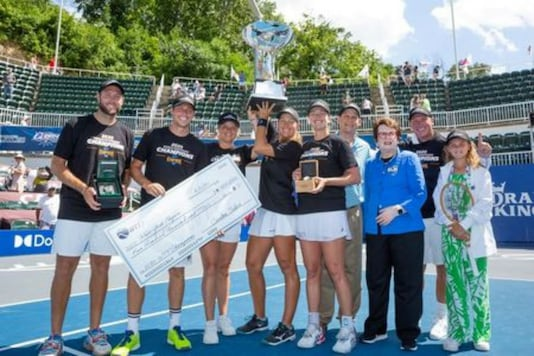 World TeamTennis Ready to Share Recipe for Functional Bio-secure Bubble - CEO