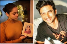 Ankita Lokhande Shares Sushant Singh Rajput's Mother's Photo, Says 'Believe You Both are Together'