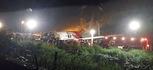 Air India Express Plane Touched Down 1km from Beginning of Runway Before Crashing