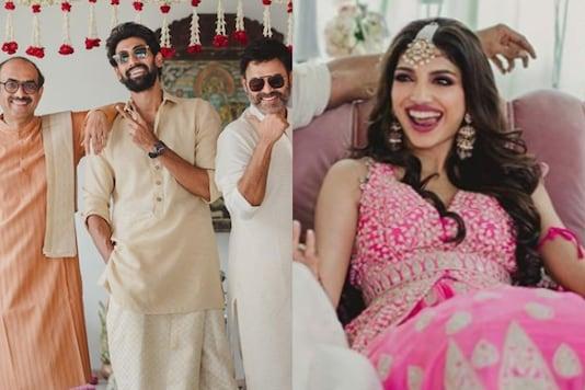 Rana Daggubati 'Ready' to Tie the Knot With Miheeka Bajaj, Shares His Wedding Look