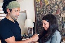 Javed Akhtar Tackles Trolls After Posting Farhan-Zoya's Rakhi Pic