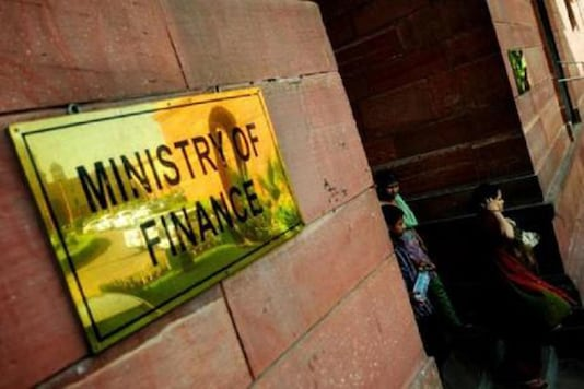 File photo of Finance Ministry, New Delhi.