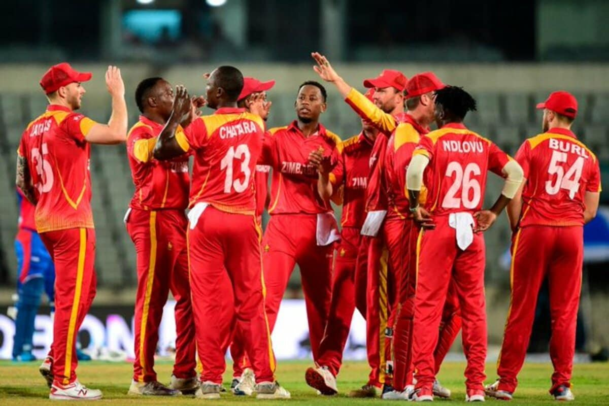 Two Zimbabwe Players, Support Staff Test Positive For Covid-19