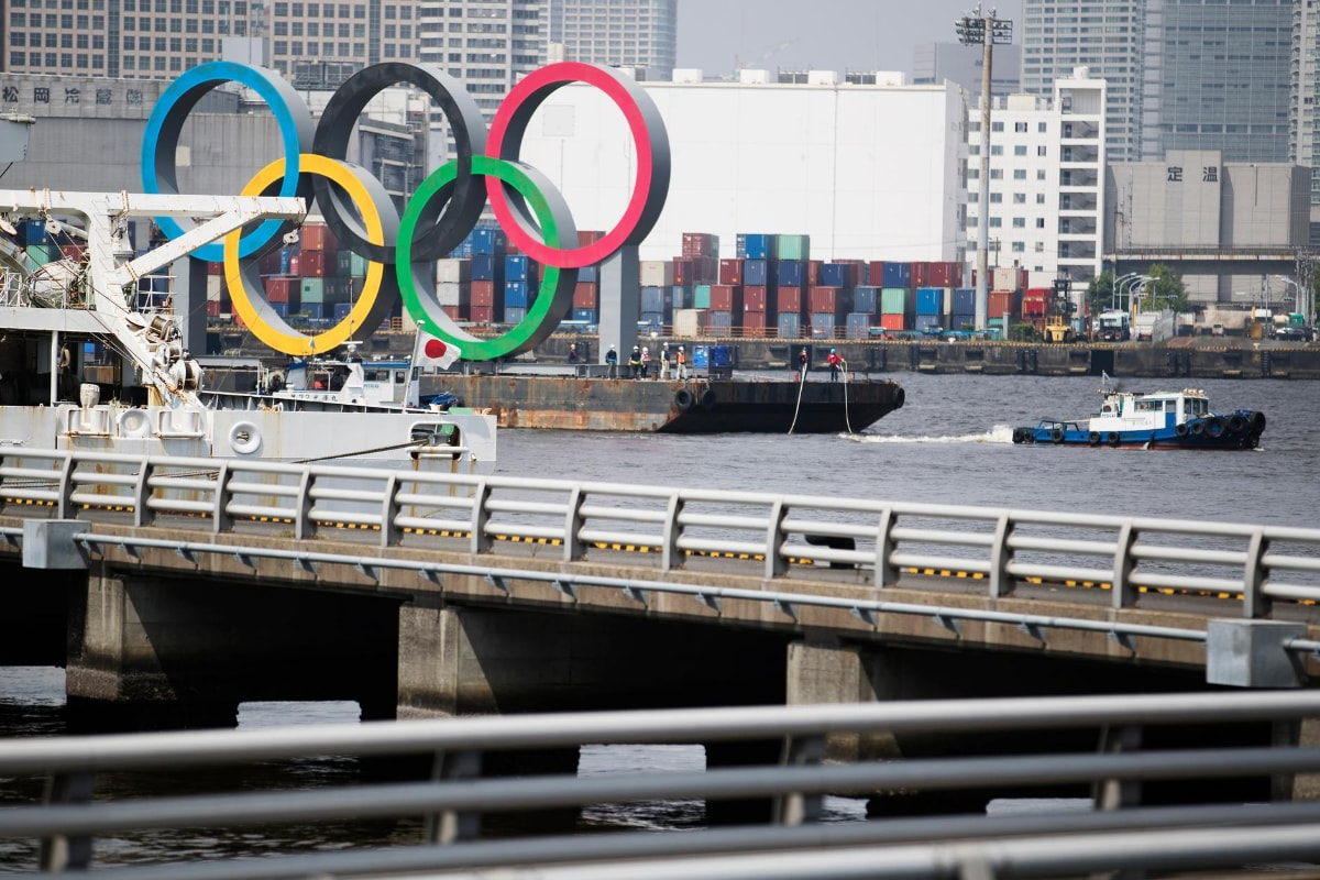 Tokyo 2020 Organisers Weigh Coronavirus Control Centre for Games