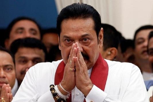 Sri Lanka PM Mahinda Rajapaksa. (Image: Reuters)